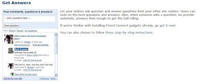 Google Get Answers - Barcelona SEO Blog