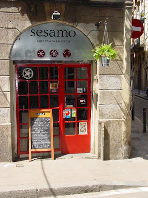 Sesamo Restaurant on Barcelonasights Blog