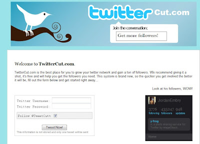 Twittercut - Barcelona SEO Blog