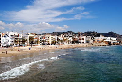 Barcelona Sights - Sitges Beach