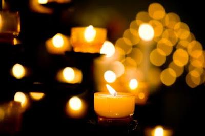 Barcelona Sights blog - Church Candle