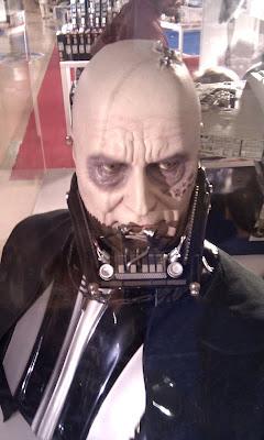 Vader Unmasked - Barcelona Sights Blog