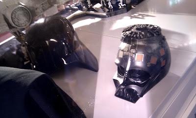 Vader Helmet - Barcelona Sights