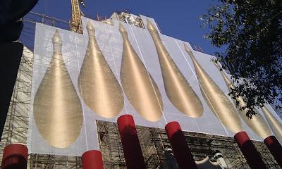 Sagrada Familia entrance - Barcelona Sights Blog