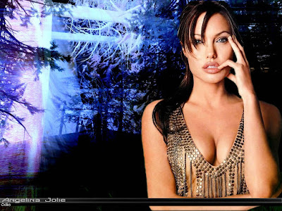 angelina jolie sexy wallpaper