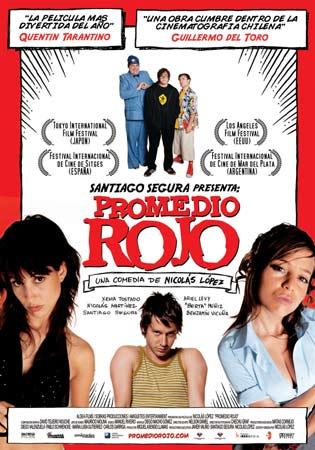 Promedio rojo (2004) chilena