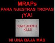 MRAPs ¡Ya!