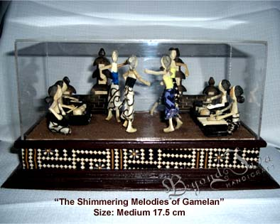 The Shimmering Melodies of Gamelan