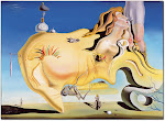 Salvador Dalí. El gran masturbador