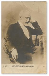 Retrat de Txaikovski