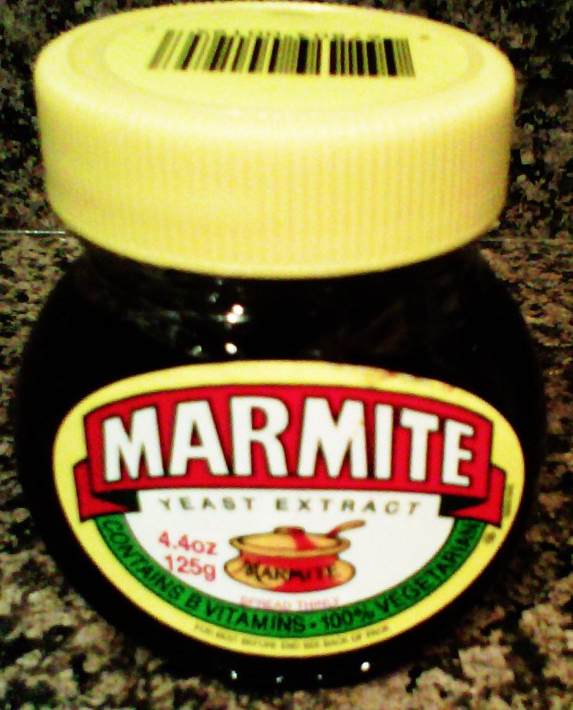 Mizz 39 s culinary creation easy marmite turkey meatball for Homemade marmite recipe