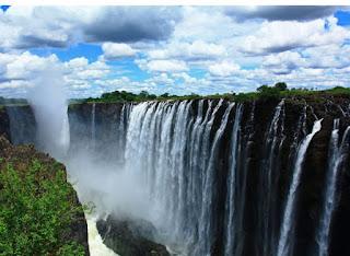 5 10 Air Terjun Terindah Di Dunia