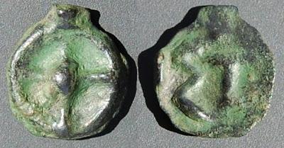 Dracma de Istros (Tracia, 400-350 a.C.) DSC_0219