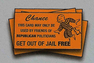 Novelty Monopoly Cards Dem+Monopoly+Get+Out+of+Jail+Free+Card