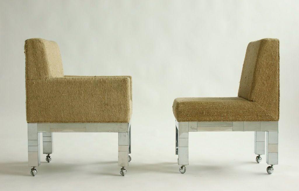 modern design fanatic PAUL EVANS