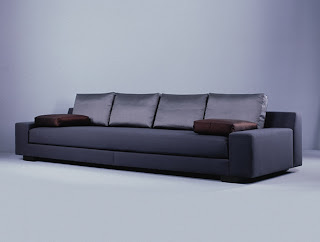 Modern design fanatic the sea the horse - Sofa herbergt s werelds ...