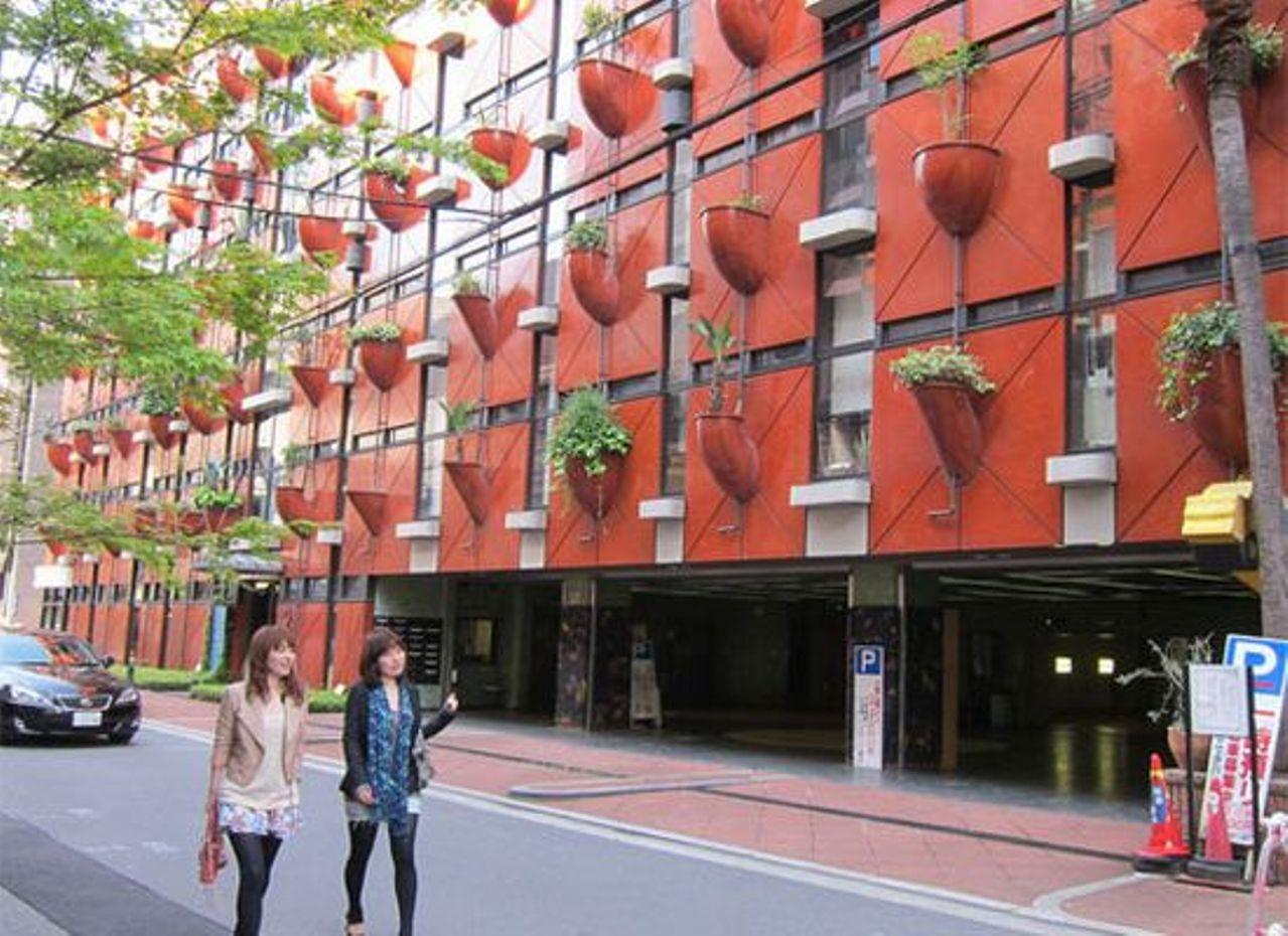 Modern design fanatic gaetano pesce for Jardines verticales