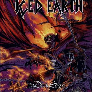 METAL ART (DIBUJANDO HEAVY METAL) Iced+Earth