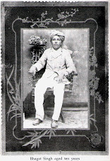 Rare Photo of Bhagat Singh at age of 10 year