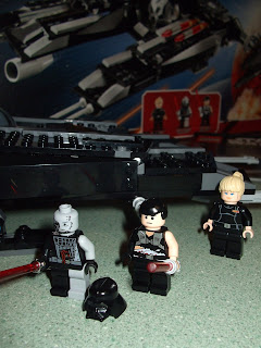 7672 - Rogue Shadow Darth Vader Juno Eclipse Vaders Apprentice