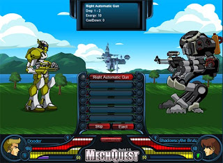 good free rpg game mech quest