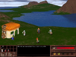Atulos - a good free rpg game