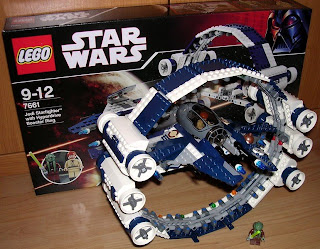 LEGO figurice,makete, kockice - Page 3 7661+Jedi+Starfighter+with+hyperdrive+Star+Wars+lego+Collectables