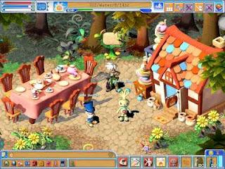 Fairyland Online Good Free RPG Game