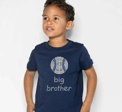 big+bro+baseball Big Brother/Little Brother Shirts