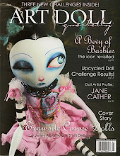 Published here: upcycle doll