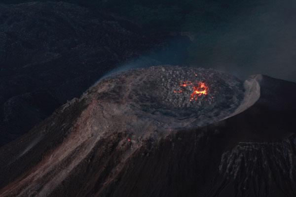 term paper on volcanoes A volcano is an opening, or rupture, in a planet's surface or crust, which allows hot magma, volcanic ash and gases to escape from below the surface.