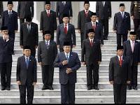 DAFTAR GAJI PEJABAT NEGARA INDONESIA