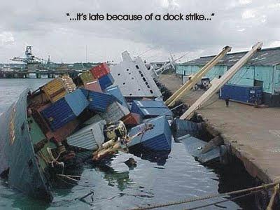 World Amazing Shipping Accidents
