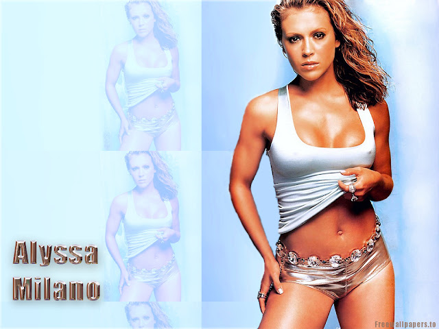 New Collections of Alyssa Milano