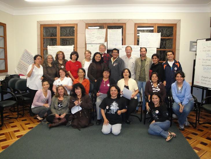 Encuentro Nacional del PAV Ecuador
