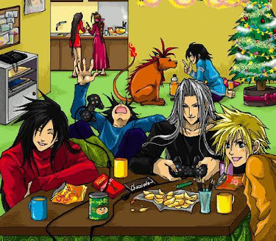 Christmas Hentai Flash Games