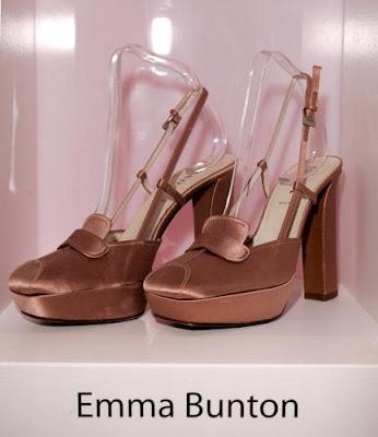 Unique platforms Baby Spice Shoes Emma Bunton Style