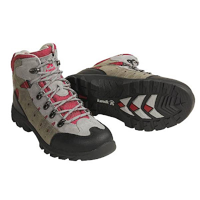 Kamik Outback Hiking Boots - Waterproof for Women