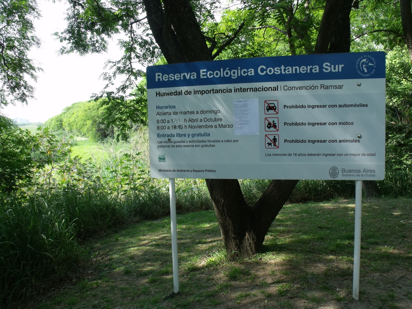 reserve écologique