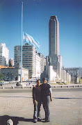 Monumento a la bandera argentina