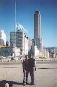 Monumento a la bandera argentina