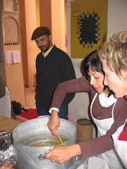 Riad Sara: Cours de cuisine à Marrakech