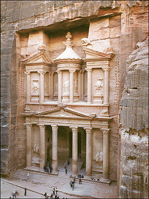 Las siete maravillas del mundo antiguas y actuales