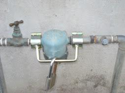 kunci meter air