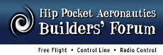Hip Pocket Aeronautics Builders¨Forum