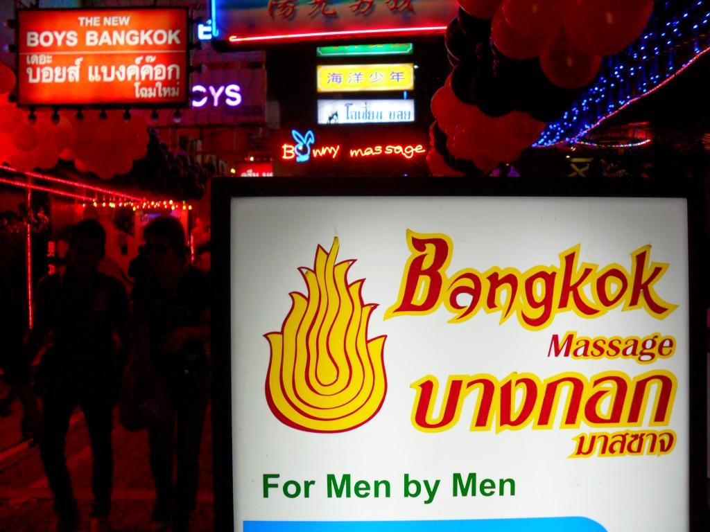 Massage bangkok massage gislaved
