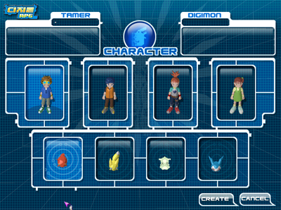 Digimon Masters :D