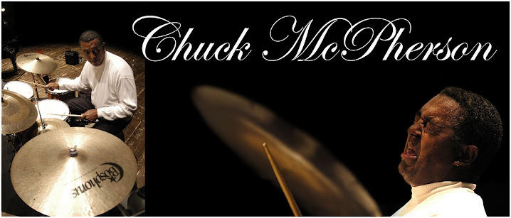 Chuck McPherson master drummer :: home page