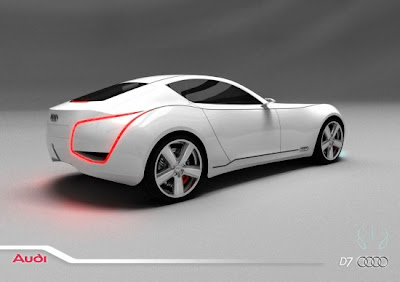 Audi D7 Concept