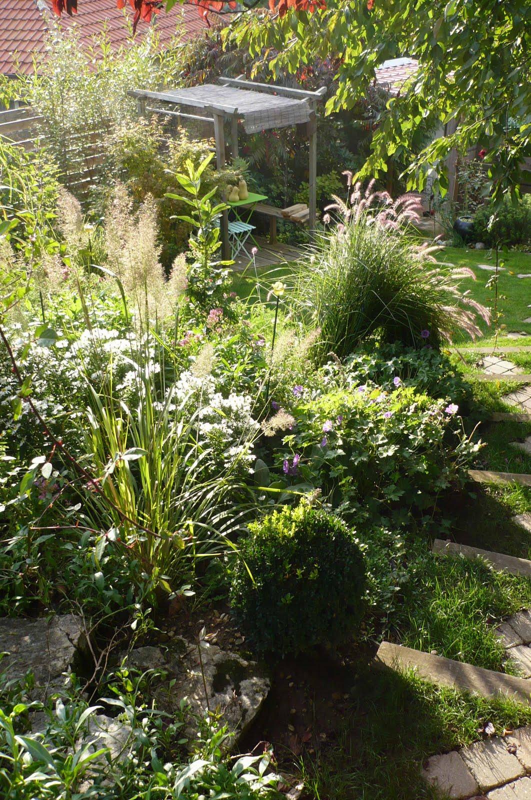 Le jardin des grandes vignes photo du jardin - L univers du jardin les rues des vignes ...